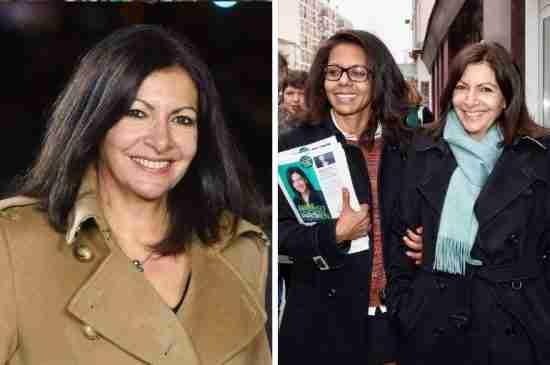 anne hildago paris mayor women fine