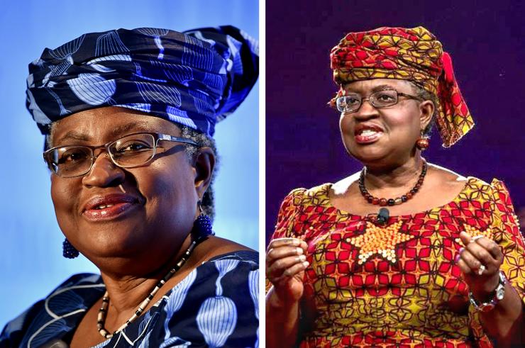 Ngozi Okonjo-Iweala first woman wto
