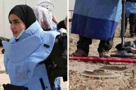 iraq demining women basra thumbnail