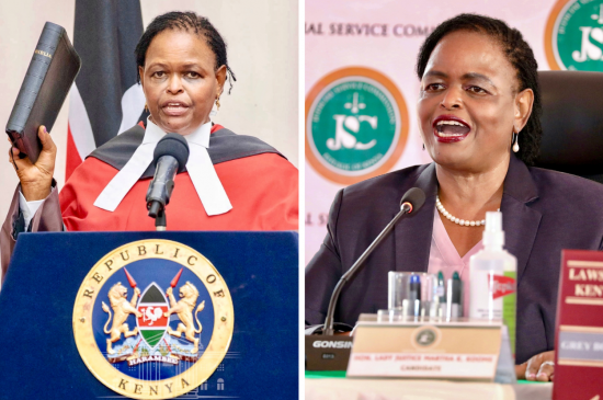 kenya first woman chief justice martha koome thumbnail