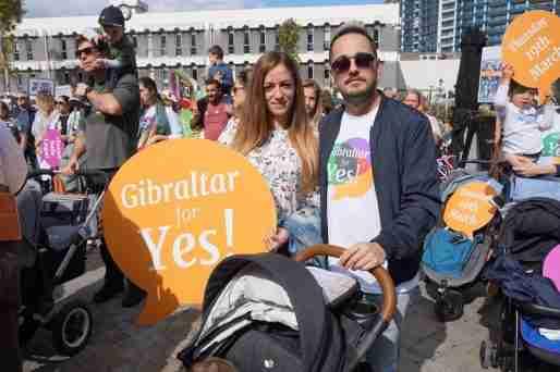 gibraltar abortion legalize refernedun couple kid