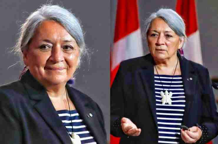 Canada's first indigenous governor general