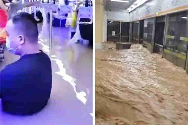 china zhengzhou flooding