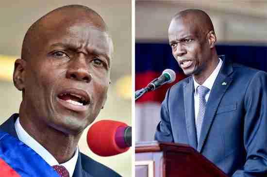 haiti president assassinated Jovenel moise