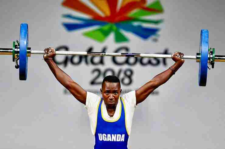 uganda weightlifter missing olympics