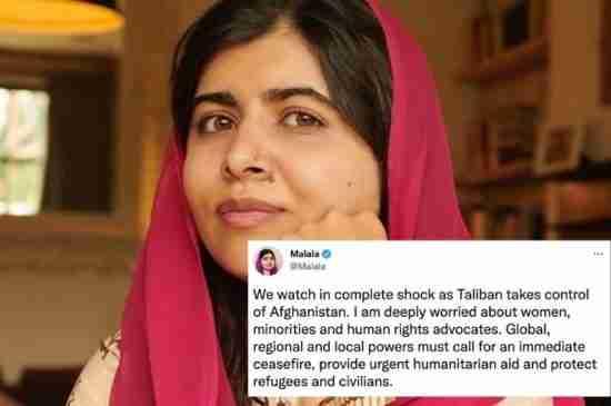malala afghanistan taliban women