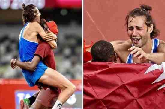 qatar italy share gold medal olympics