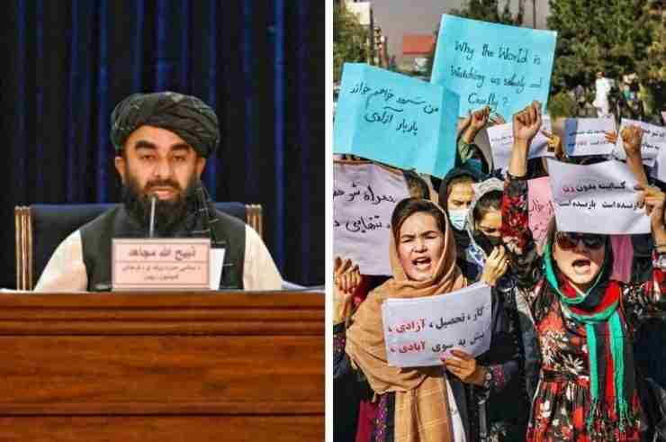 Afghanistan-taliban-government-women-protesting