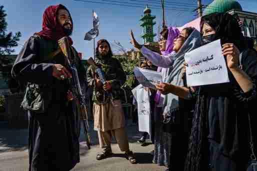 afghanistan taliban government man gun