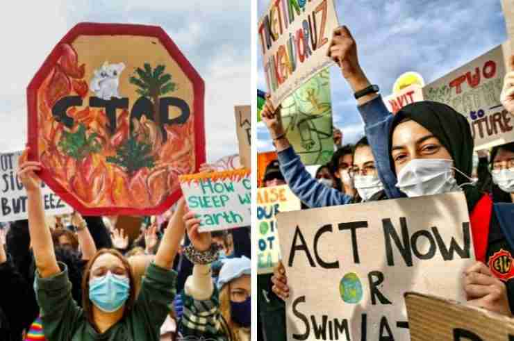 climate-change-fridays-for-future-protests