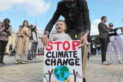 climate change fridays for future protests