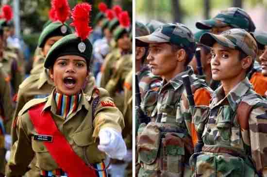 india military leadership women
