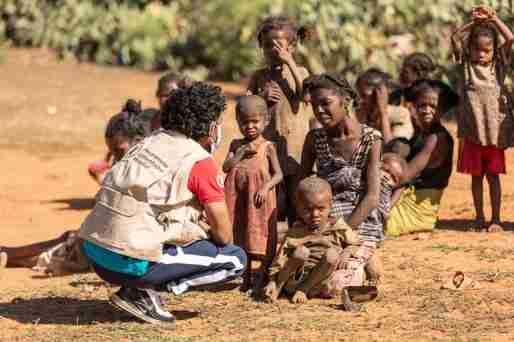 madagascar famine climate change