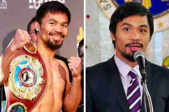 manny pacquiao president philippines