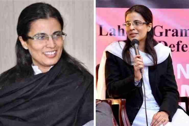 pakistan first woman judge supreme court ayesha malik