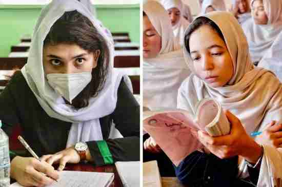 taliban girls secondary education banned
