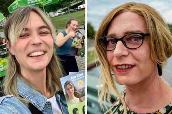transgender women german parliament